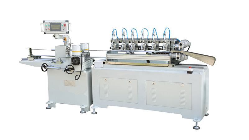 High speed paper drinking straw making machine with upgrade cutters