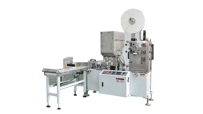 High speed Individual paper drinking straw packing machine