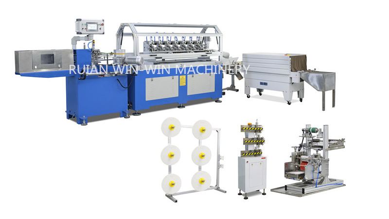 GDZGJ7-1 High speed automatic Paper straw Making Machine